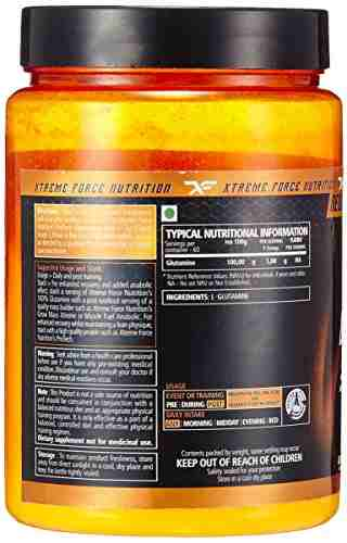 XFN Glutamine Mass Protein (300gm)