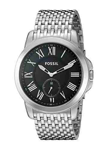 Fossil FS4944 Grant Analog Watch
