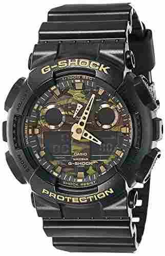 Casio G-Shock G519 Analog-Digital Watch (G519)
