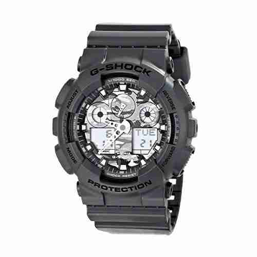 Casio G-Shock G521 Analog-Digital Watch (G521)