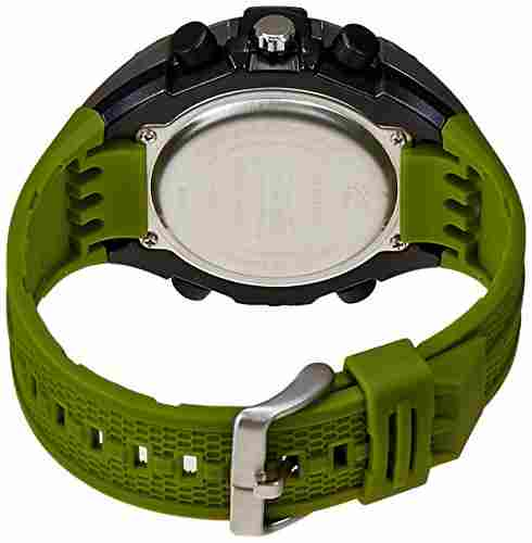 Sonata NH77028PP02 Superfibre Ocean III Analog-Digital Watch