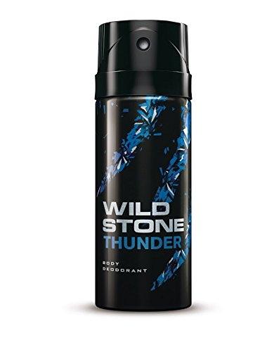 Wild Stone Thunder Body Deodorant For Men, 150 ml