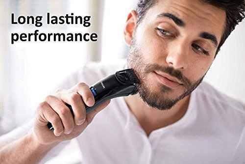 Philips QT4001/15 Pro Skin Advanced Trimmer, Black