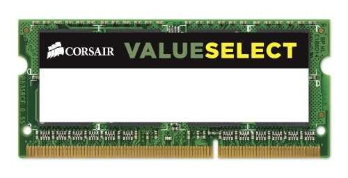 Corsair Value Select (CMSO8GX3M1C1600C11) DDR3 8GB Laptop RAM