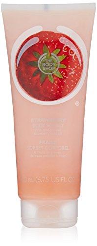 The Body Shop Strawberry Fresh Body Sorbet 200ml