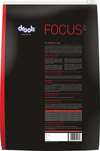 Drools Focus Starter Chicken and Egg Dog Food 4 Kg