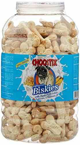 Choostix Real Milk Solids Calcium And Vitamin D Biskies (1kg)