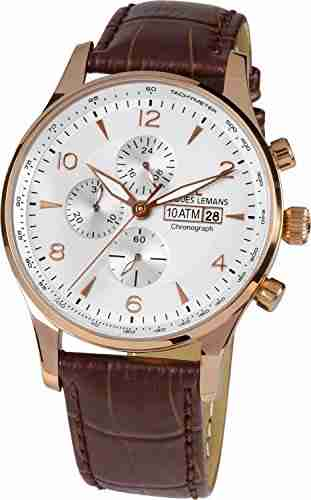 Jacques Lemans 1-1844F Analog Watch (1-1844F)