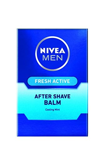 Nivea Men Fresh Active After Shave Balm, 100 ML