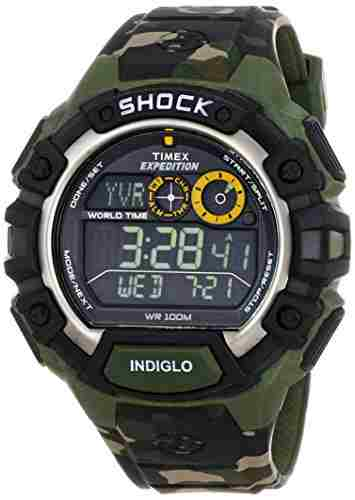 Timex T49971 Digital Watch