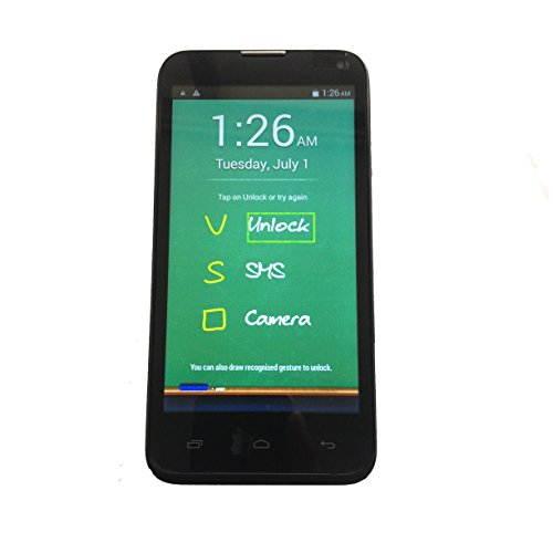 Panasonic T41 4 GB White Mobile