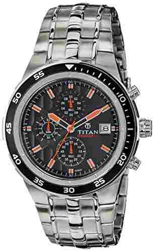 Titan Octane NF9466KM05J Analog Watch