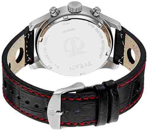 Titan Octane 1634SL05 Titan Ocatne Analog Watch
