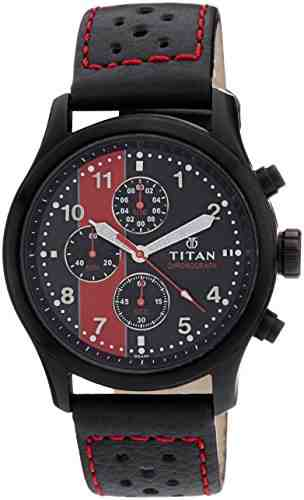 Titan Octane 1634NL02 Analog Watch