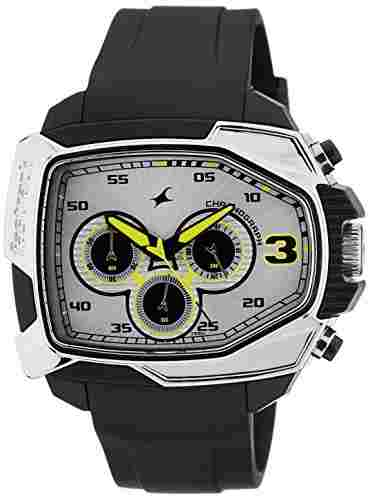 Fastrack 38005PP01 Chronograph Analog Watch