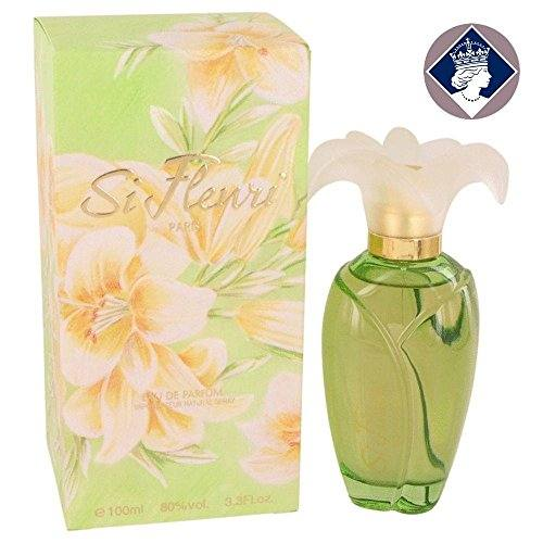Lomani Si Fleuri Paris Eau De Parfum For Women, 100 ML