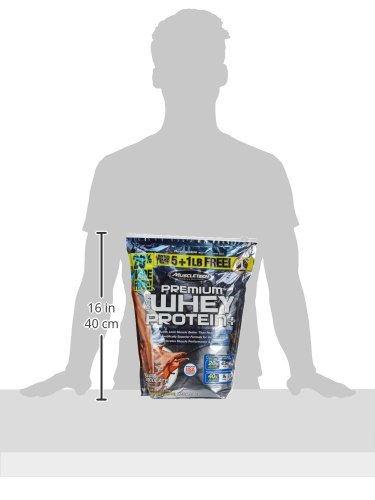 Muscletech 100% Premium Whey Protein (2.27Kg, Chocolate)