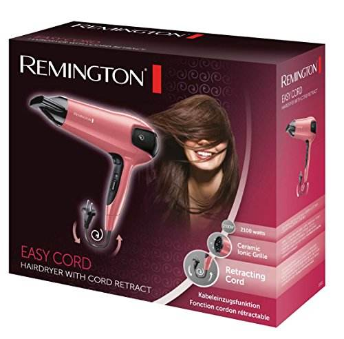 Remington D5800 2100 W Easy Cord Hair Dryer