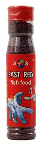 Atlas Fast Red Dry Fish Food 100 gm
