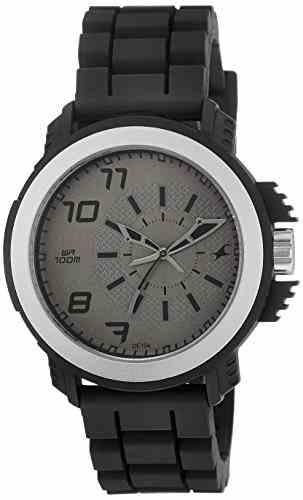 Fastrack NG38015PP01CJ Sport Analog Grey Dial Men's Watch