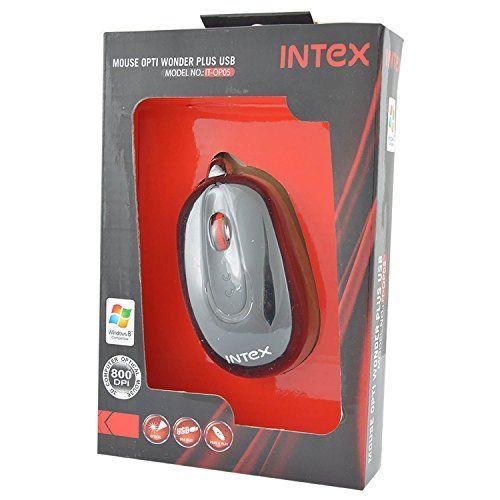 Intex IT-OP05 USB Mouse