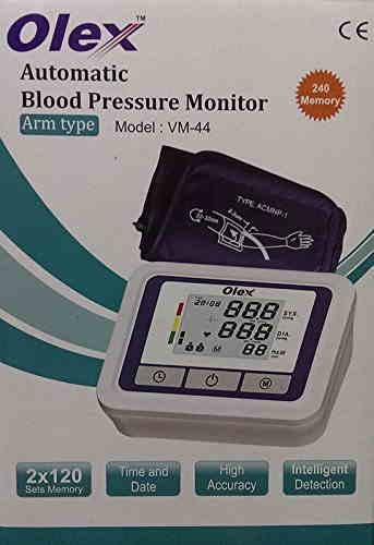 Olex Vm 44 Blood Pressure Monitor