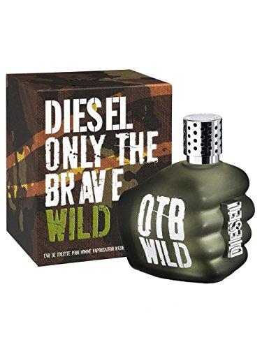 Diesel Only The Brave Wild Eau De Toilette For Men - 125 ml