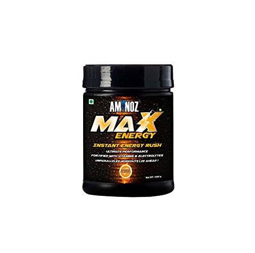 Aminoz Max Energy (1Kg, Orange)