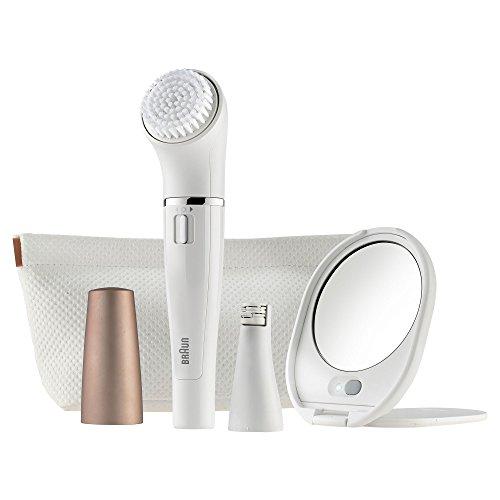 Braun Face 831 Beauty Edition (White)