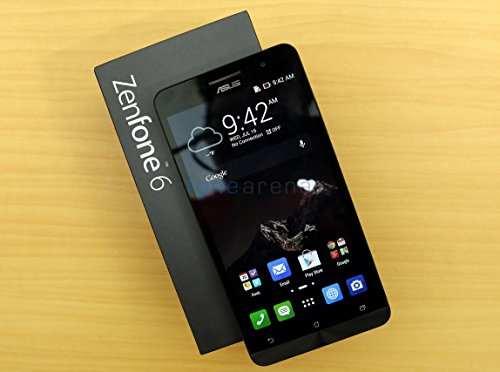 Asus Zenfone 6 (Asus A601CG) 16GB Deep Black Mobile