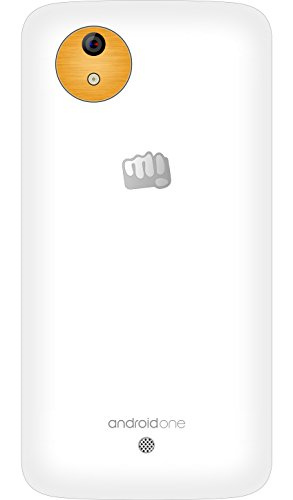 Micromax Canvas A1 with Android One 4GB White Mobile