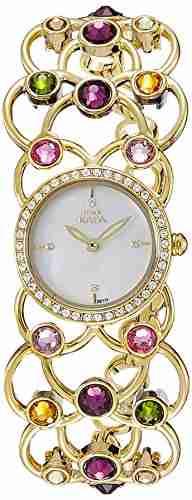 Titan Raga 95006YM01 Analog Watch