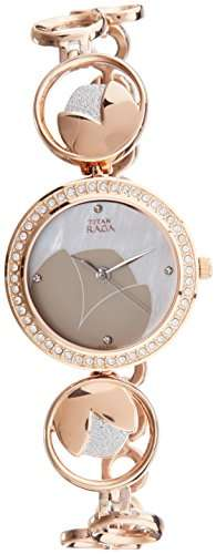 Titan Raga NH2539KM01 Analog Watch (NH2539KM01)