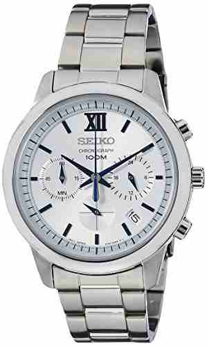 Seiko SSB145P1 Dress Analog Watch