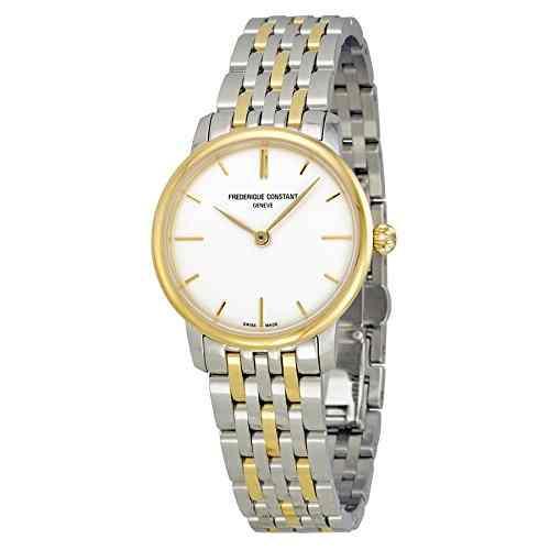 Frederique Constant FC-200S1S33B Slimline Analog Watch