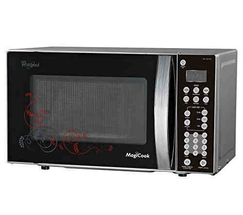 Whirlpool 20-Ltr Magicook Classic-s Solo Microwave Oven Sparkling Silver
