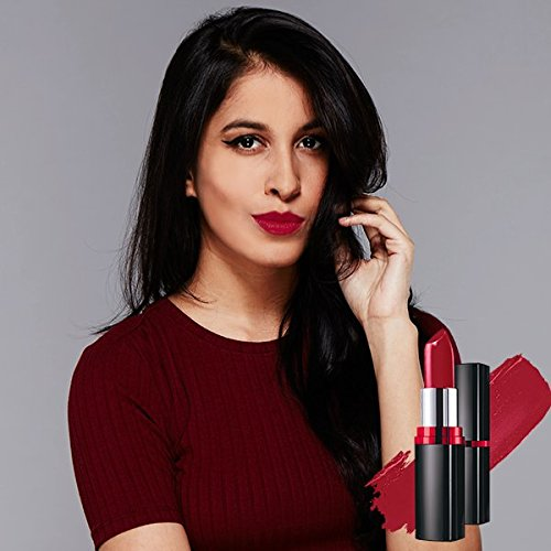 Maybelline Color Show Lipstick, Red Diva 204