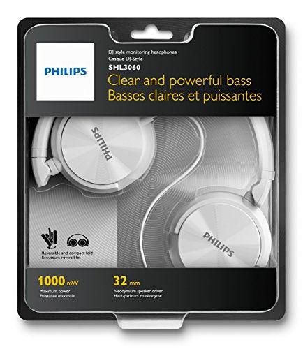 Philips SHL3060 On the Ear DJ Headphones