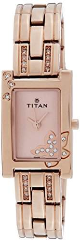 Titan Purple 9716WM01E Analog Watch
