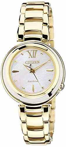 Citizen Eco-Drive EM0336-59D Analog Watch (EM0336-59D)