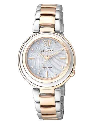 Citizen Eco-Drive EM0335-51D Analog Watch (EM0335-51D)