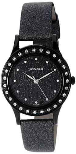 Sonata 8123NL01 Analog Watch (8123NL01)