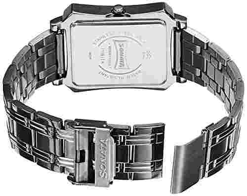 Sonata 7106TM01 Analog Watch