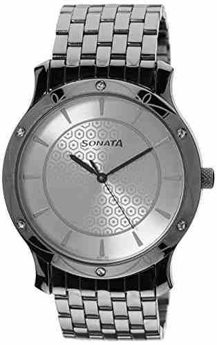 Sonata 7107TM01 Analog Watch