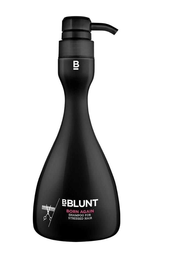BBLUNT Born Again for Stressed Hair Shampoo 400ml