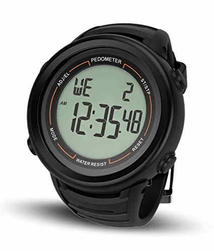 Health Sense PD-102 Smart 3D Watch Pedometer