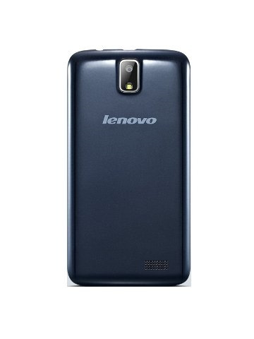 Lenovo A328 4 GB Black Mobile
