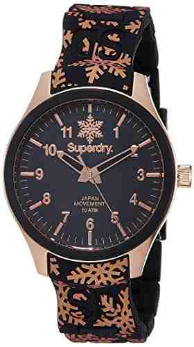 Superdry SYL158PGM Analog Watch