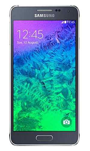 Samsung Galaxy Alpha SM-G850YZKEINU 32GB White Mobile