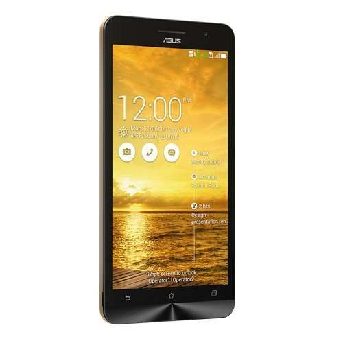 Asus Zenfone 6 A601CG 16GB Gold Mobile